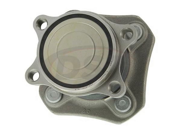 MOOG-512385 Rear Wheel Bearing and Hub Assembly