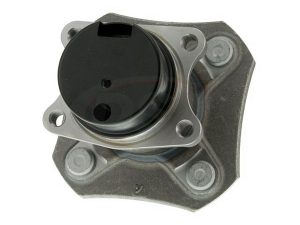 MOOG-512386 Rear Wheel Bearing and Hub Assembly