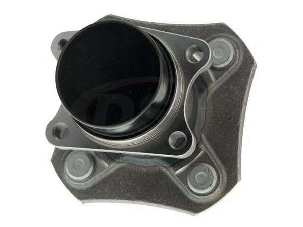MOOG-512387 Rear Wheel Bearing and Hub Assembly