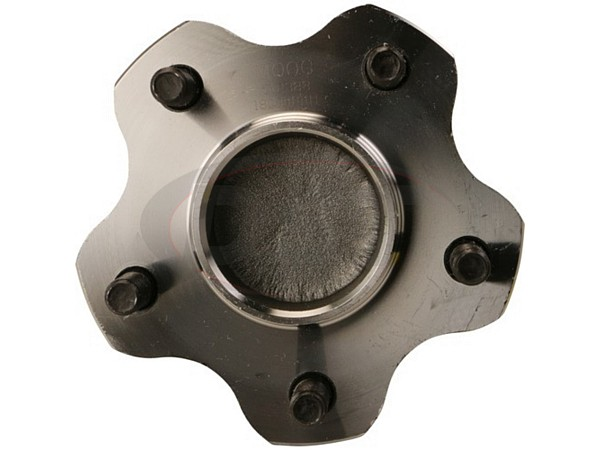 moog-512388 Rear Wheel Bearing and Hub Assembly - Front Wheel Drive
