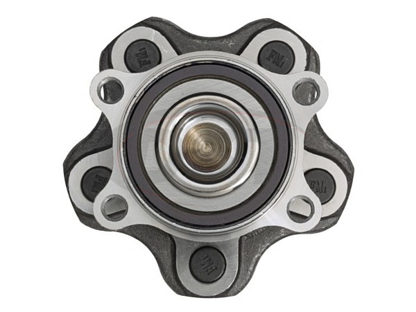 MOOG-512389 Rear Wheel Bearing and Hub Assembly