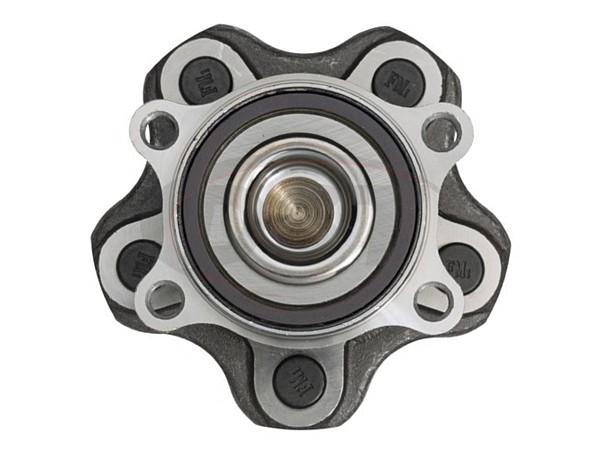 MOOG-512389 Rear Wheel Bearing and Hub Assembly