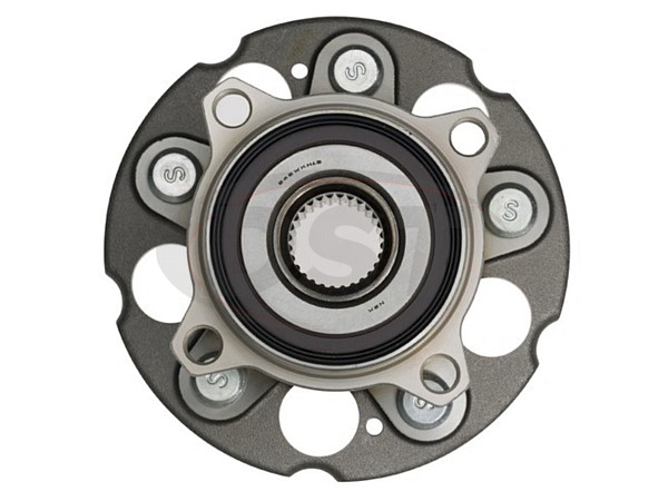 moog-512392 Rear Wheel Bearing and Hub Assembly - All Wheel Drive
