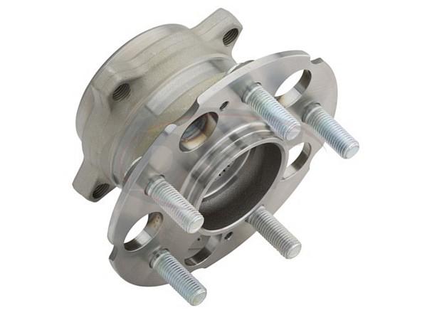 moog-512392 Rear Wheel Bearing and Hub Assembly - All Wheel Drive