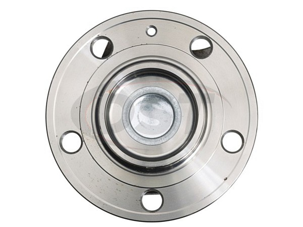 moog-512395 Rear Wheel Bearing and Hub Assembly - Front Wheel Drive