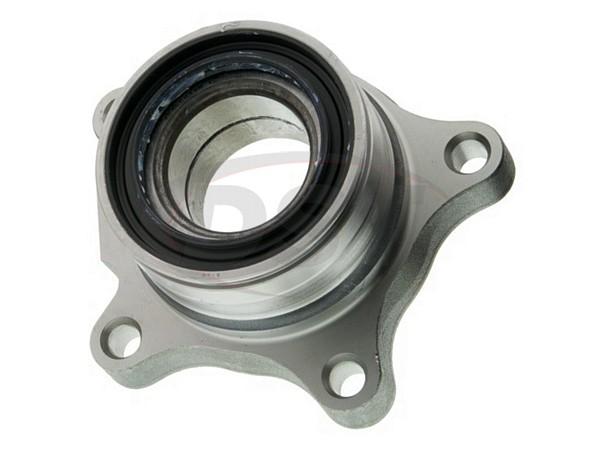 MOOG-512397 Rear Right Wheel Bearing Module
