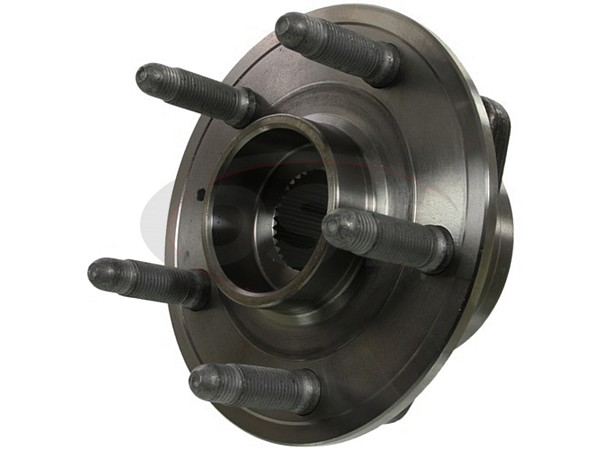 MOOG-512399 Rear Wheel Bearing and Hub Assembly