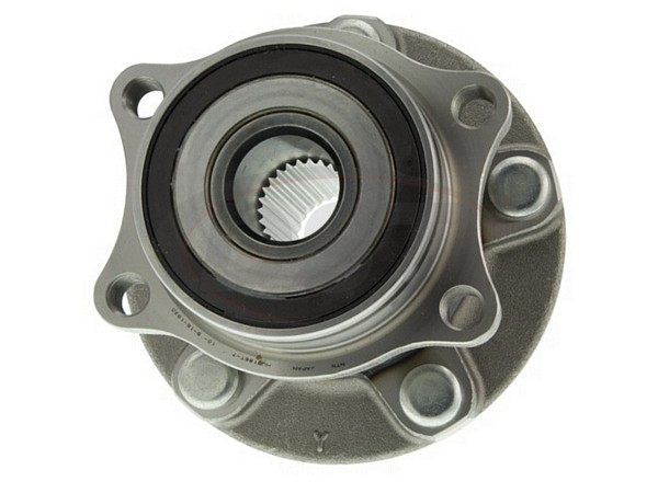 MOOG-512402 Rear Wheel Bearing and Hub Assembly