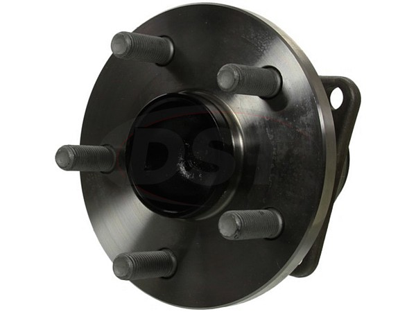 moog-512403 Rear Wheel Bearing and Hub Assembly - Front Wheel Drive