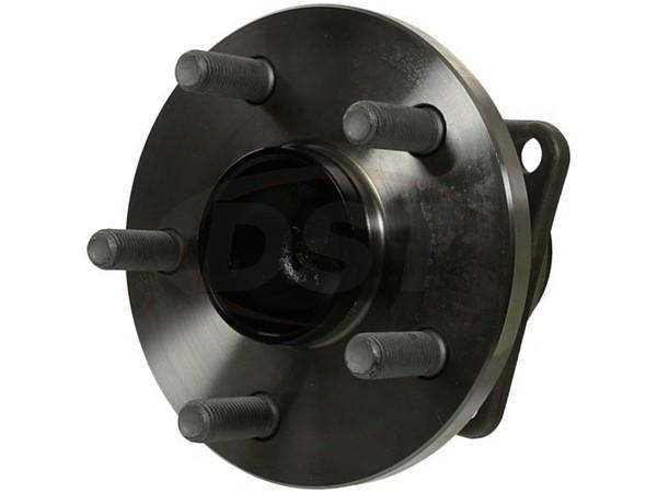 moog-512403 Rear Wheel Bearing and Hub Assembly - Front Wheel Drive