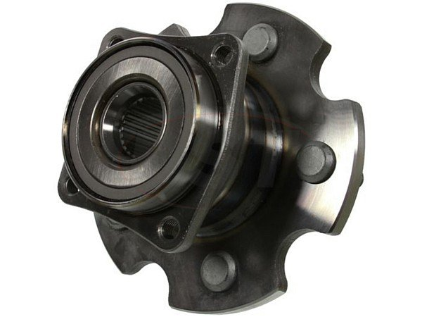 moog-512404 Rear Wheel Bearing and Hub Assembly