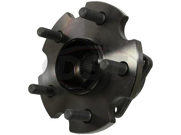 MOOG-512404 Rear Wheel Bearing and Hub Assembly