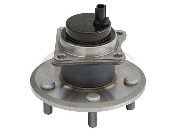 moog-512405 Rear Wheel Bearing and Hub Assembly - Front Wheel Drive
