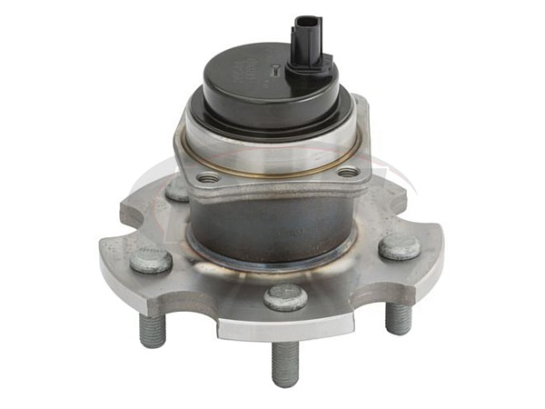 moog-512406 Rear Wheel Bearing and Hub Assembly - All Wheel Drive