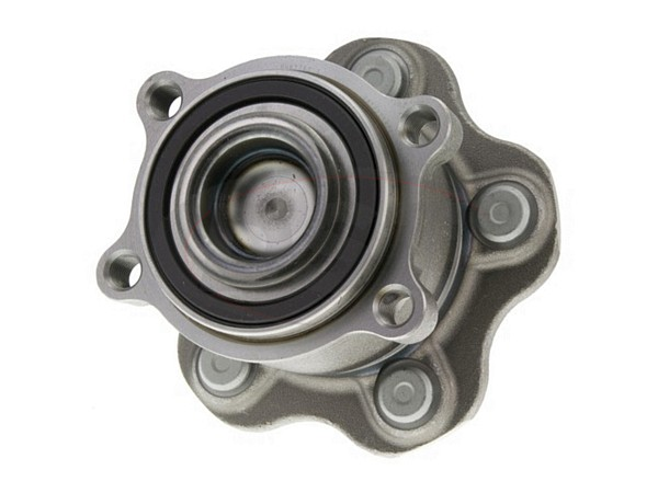 MOOG-512407 Rear Wheel Bearing and Hub Assembly - Front Wheel Drive
