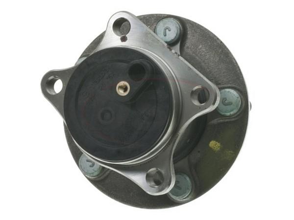 MOOG-512409 Rear Wheel Bearing and Hub Assembly