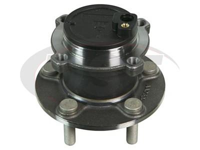 Moog Rear Wheel Bearing and Hub Assemblies for C30, C70, S40, V50