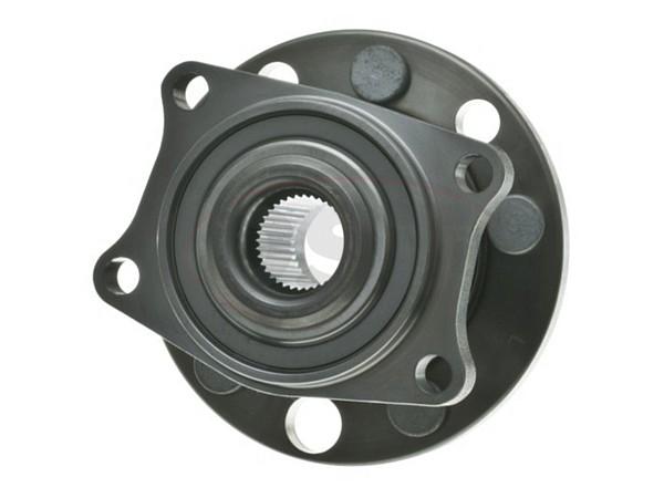 MOOG-512412 Rear Wheel Bearing and Hub Assembly