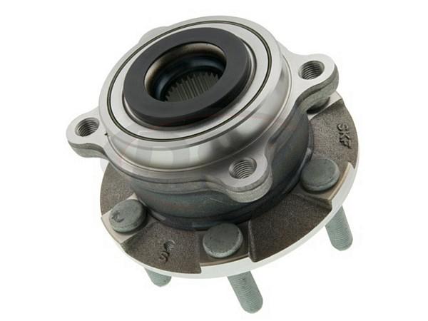 moog-512415 Rear Wheel Bearing and Hub Assembly