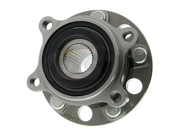 moog-512417 Rear Wheel Bearing and Hub Assembly