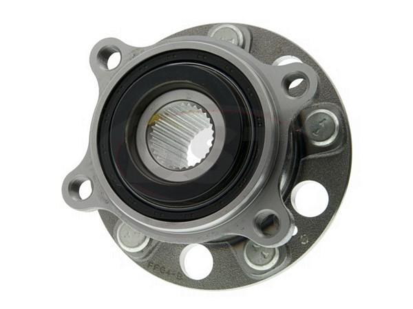 MOOG-512417 Rear Wheel Bearing and Hub Assembly
