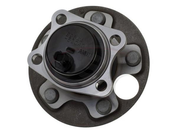 moog-512418 Rear Wheel Bearing and Hub Assembly