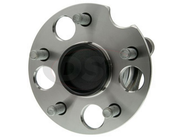 Rear Wheel Bearing and Hub Assembly - Front Wheel Drive - Driver Side