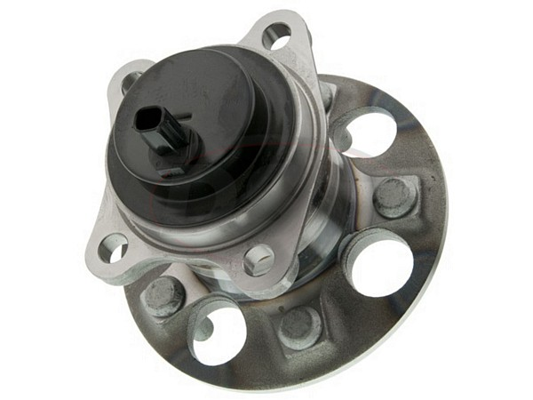MOOG-512419 Rear Wheel Bearing and Hub Assembly - Front Wheel Drive - Driver Side