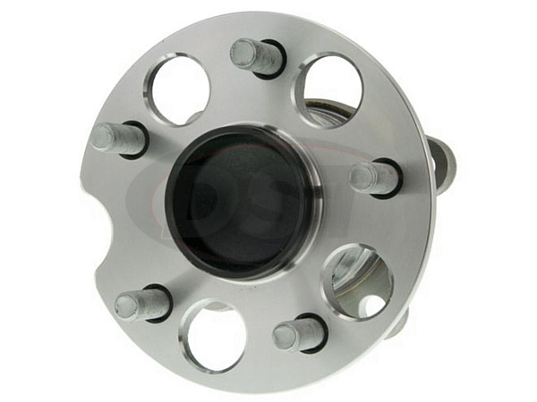 Rear Wheel Bearing and Hub Assembly - Front Wheel Drive - Passenger Side