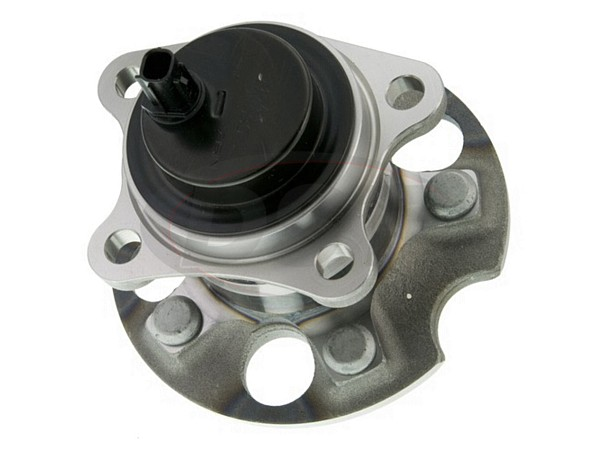 MOOG-512420 Rear Wheel Bearing and Hub Assembly - Front Wheel Drive - Passenger Side