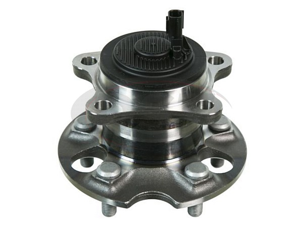 moog-512421 Rear Wheel Bearing and Hub Assembly - Driver Side - Front Wheel Drive
