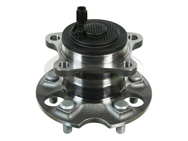 moog-512422 Rear Wheel Bearing and Hub Assembly - Passenger Side - Front Wheel Drive