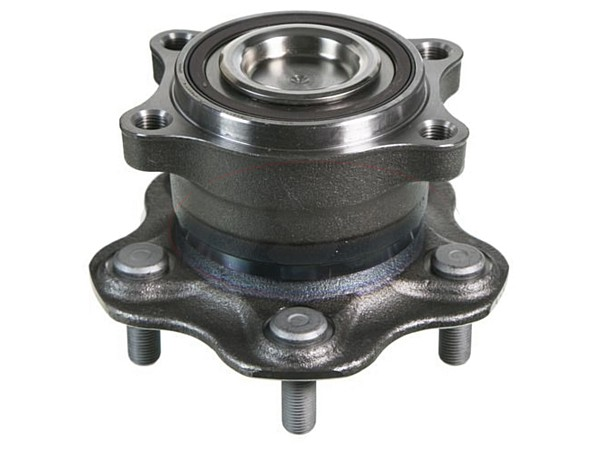 moog-512423 Rear Wheel Bearing and Hub Assembly - Front Wheel Drive