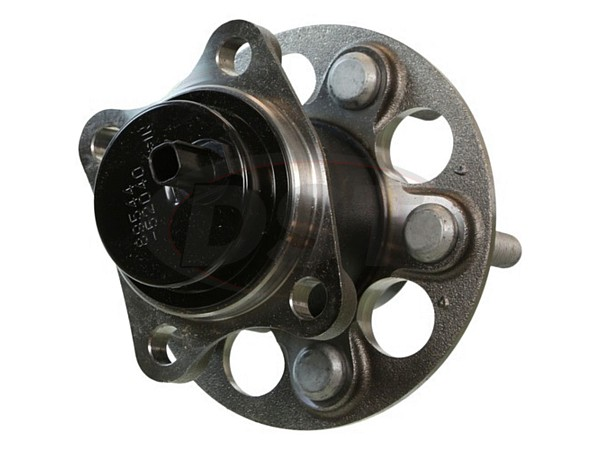 moog-512425 Rear Wheel Bearing and Hub Assembly