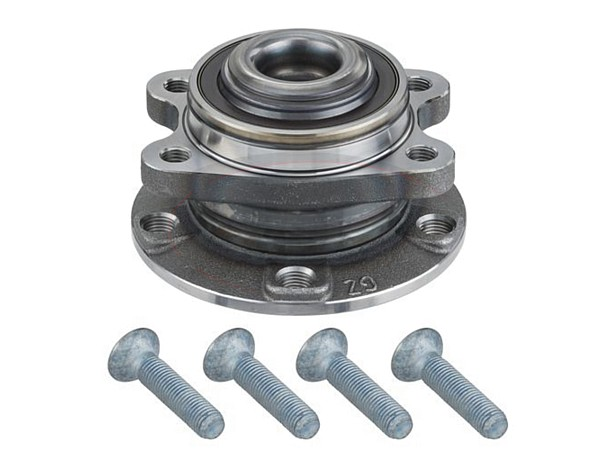 moog-512426 Rear Wheel Bearing and Hub Assembly