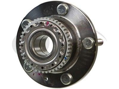 Moog Rear Wheel Bearing and Hub Assemblies for Tiburon