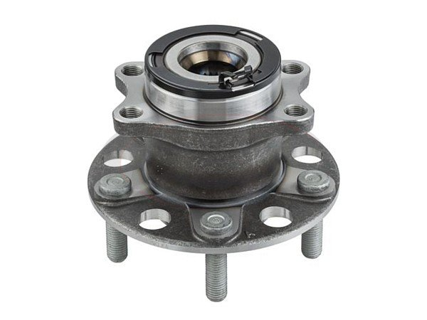 moog-512430 Rear Wheel Bearing and Hub Assembly -  All Wheel Drive - Driver Side