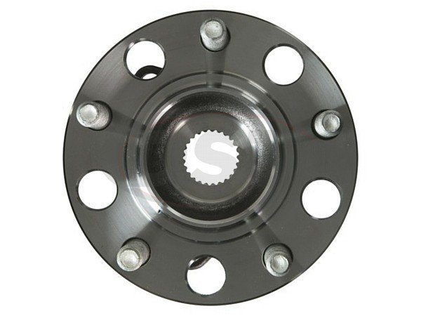 moog-512431 Rear Wheel Bearing and Hub Assembly -  All Wheel Drive - Passenger Side