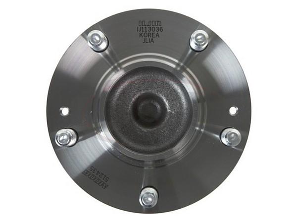 moog-512435 Rear Wheel Bearing and Hub Assembly - Rear Position
