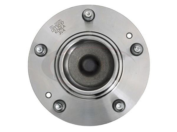 MOOG-512436 Rear Wheel Bearing and Hub Assembly