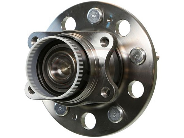 moog-512437 Rear Wheel Bearing and Hub Assembly