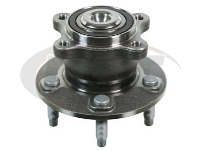 Moog Front Wheel Bearing and Hub Assemblies for Encore, Sonic, Trax