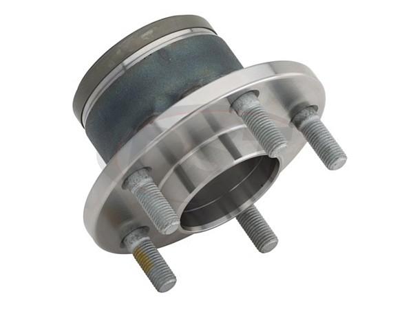 moog-512439 Rear Wheel Bearing and Hub Assembly