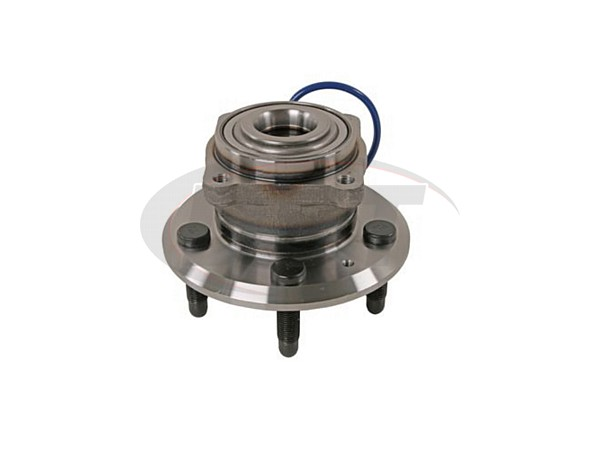 moog-512440 Rear Wheel Bearing and Hub Assembly