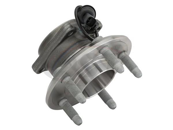 moog-512440 Rear Wheel Bearing and Hub Assembly