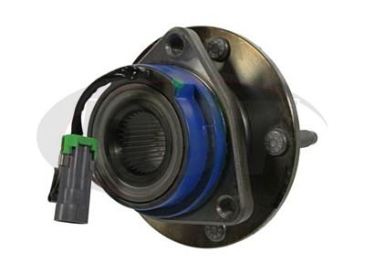 Moog Rear Wheel Bearing and Hub Assemblies for XLR