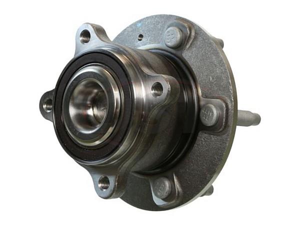 MOOG-512446 Rear Wheel Bearing and Hub Assembly