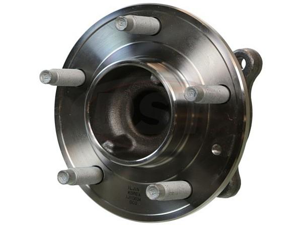 MOOG-512447 Rear Wheel Bearing and Hub Assembly
