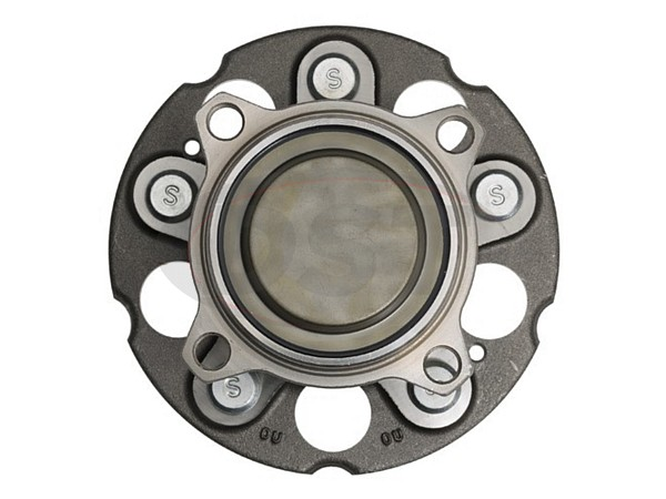 Rear Wheel Bearing and Hub Assembly - Front Wheel Drive