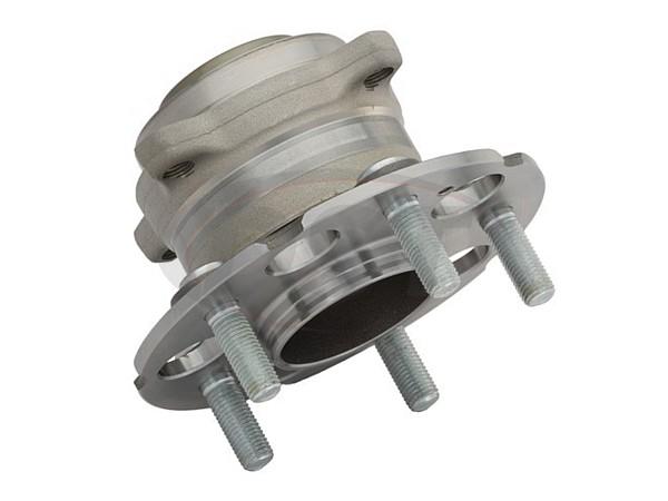 moog-512448 Rear Wheel Bearing and Hub Assembly - Front Wheel Drive